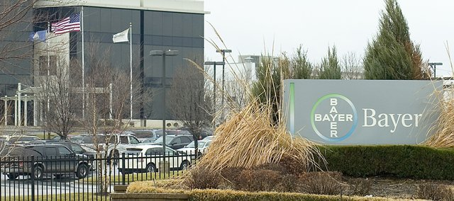 Bayer HealthCare officials announced plans on Monday to invest $10 million to improve efficiencies at its Shawnee and St. Joseph, Mo., facilities.