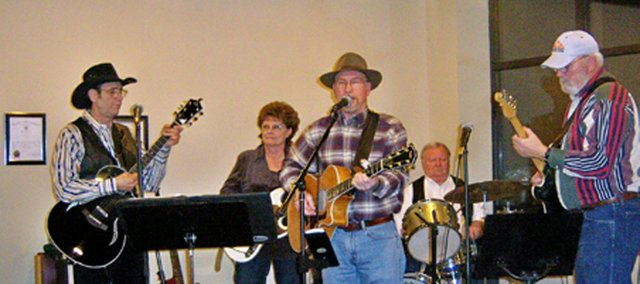 The White Horse Jubilee band will be the house band at Basehor VFW on Friday nights.
