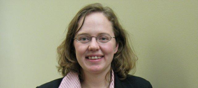 Heather Morgan, Leavenworth County administrator