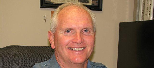 Basehor Police Chief Lloyd Martley