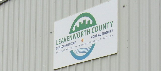 The Leavenworth County Development Corp. offices at 1294 Eisenhower Rd., Leavenworth.