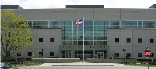 The Leavenworth County Justice Center at 601 S. Third St., Leavenworth