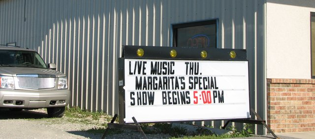 Los Portales Mexican Restaurant, 15306 Briar Road, is now offering live music on Thursday nights. The restaurant is hoping to draw crowds with  different live music acts each week and cheap margaritas.