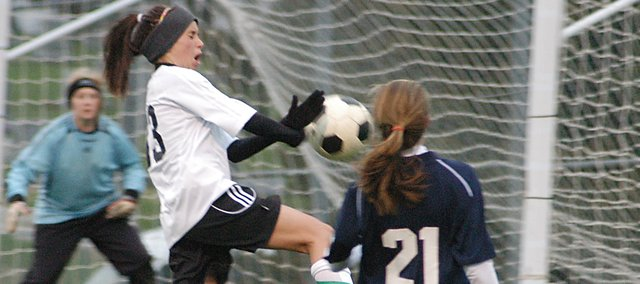 Carly Stanley played a key role in the Kansas Olympic Development Program team's advancement to the national tournament. Stanley, a defensive center mid, stuck a penalty kick in the net in the semifinals to get Kansas to the championship game of its region. One team from each of the nation's four regions will play in a tournament in March at the Disney Sports Complex in Florida.