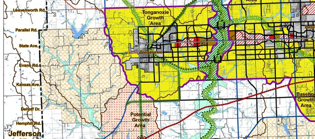2008 Leavenworth County Comprehensive Plan
