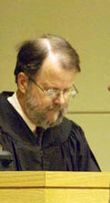 Leavenworth County District Judge Frederick N. Stewart