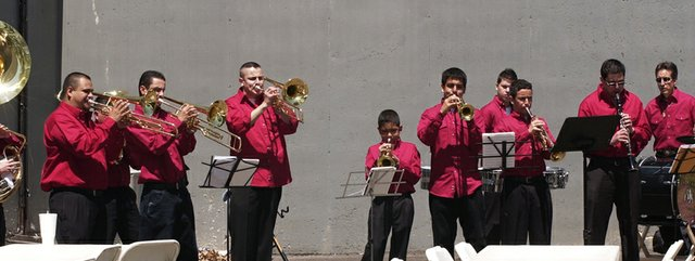 The Band la Perrona of De Soto will be one of the acts providing entertainment at this year's De Soto Days Festival.