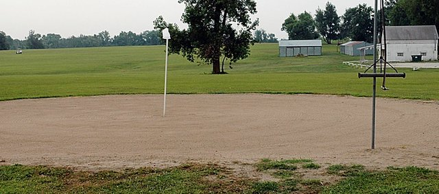 The Baldwin City Municipal Golf Course was discussed at the city council meeting Tuesday.