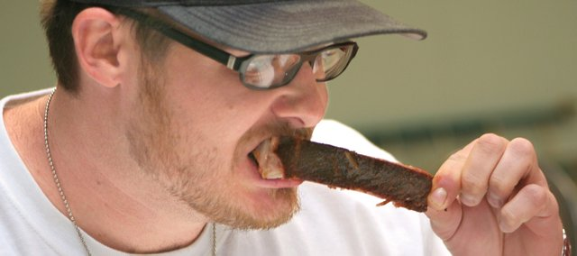 Ribs will be among the categories at the barbecue contest.