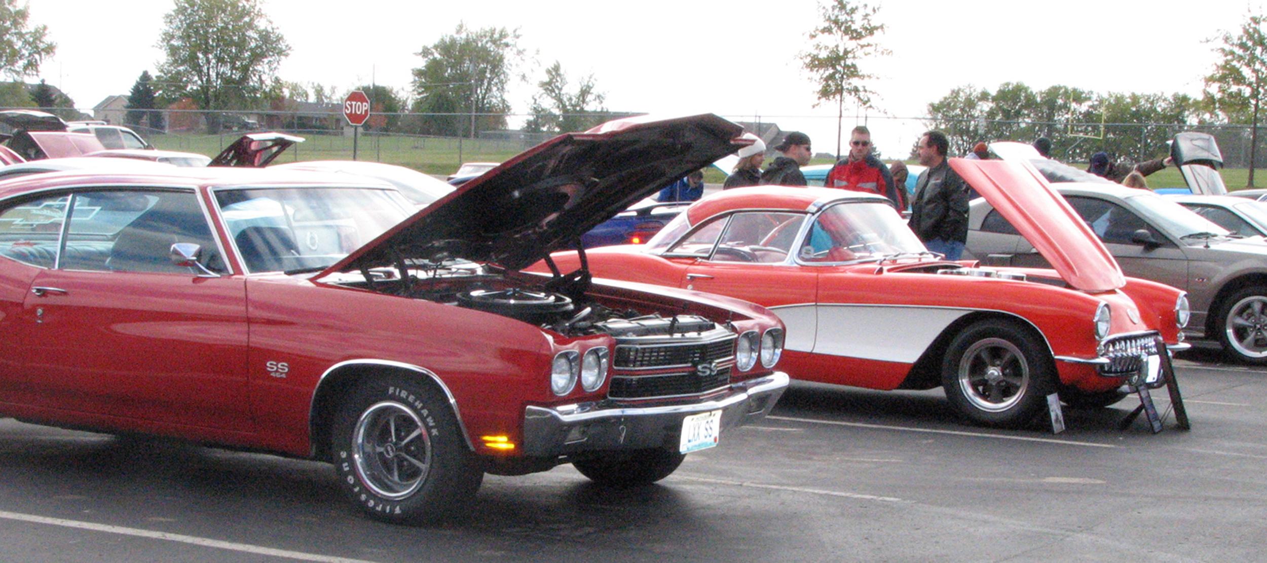 Basehor Car Show