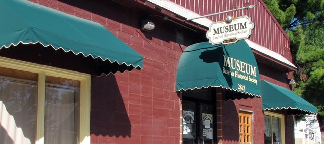 The Basehor Historical Society Museum, 2812 155th St., will open to the public Saturday morning.  The building has been fixed up after being donated by the Wiley family in March 2007.