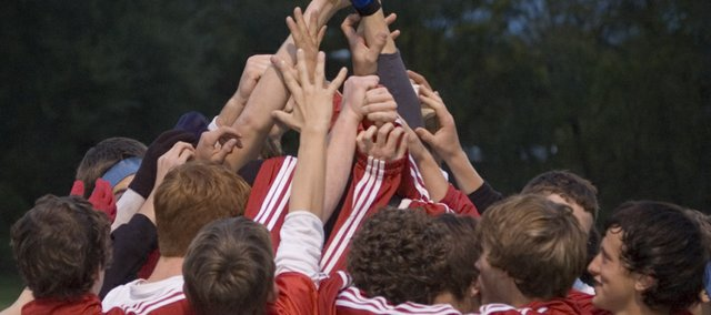 The Tonganoxie High soccer team fell to Lansing, 1-0, on Thursday evening at Chieftain Park. THS will play a yet to be determined opponent in a regional playoff match this coming week.