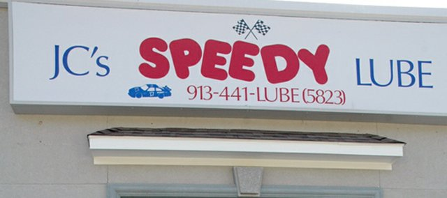JC's Speedy Lube has opened in Edwardsville.
