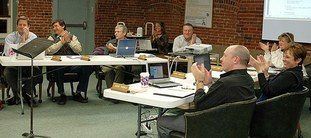 The Baldwin Board of Education passed a resolution to sell the first $10 million in bonds of its $22.9 million bond issue on Tuesday morning.