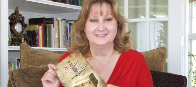 "Joan Hunsaker, a Lansing resident, published her first book titled ""A Dagger in Time,"" in July 2008. She has now started on a sequel to the book that she hopes will also get published."