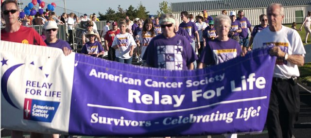 The Relay for Life will return to De Soto in June with Rita Jones as its event chair.