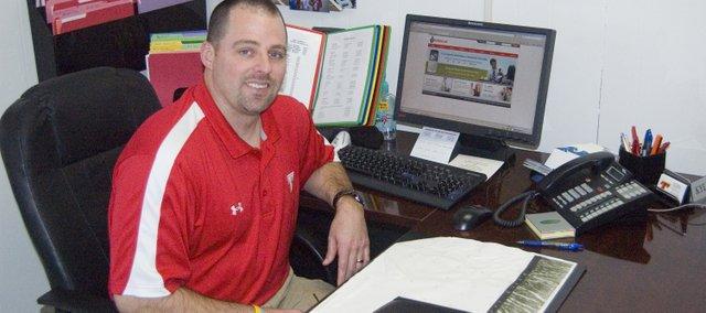 Kyle Hayden, USD 464 assistant superintendent.