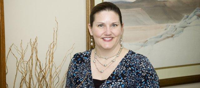 Jill Dickerson, Tonganoxie Middle School principal.