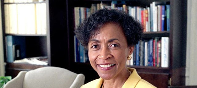 Bernadette Gray-Little will become KU's 17th chancellor.