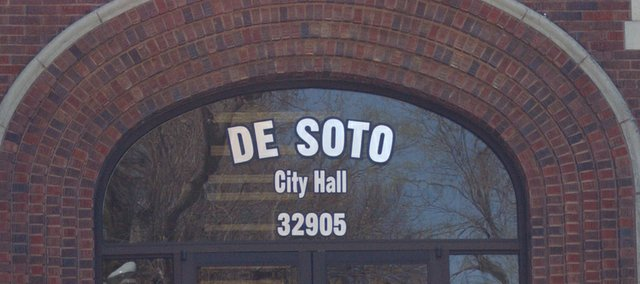 City Administrator Pat Guilfoyle gave the De Soto City Council his proposed 2010 budget days after new valuation numbers showing more than a 5 percent loss in the city's valuation .