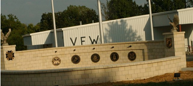 Although the De Soto VFW Post 6654 memorial is nearing completion, bricks can still be purchased in time to be placed for its first Nov. 14 informal dedication.
