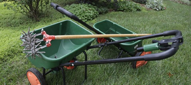 Homeowners can turn to a variety of equipment to assist them in the annual fall exercise of caring for their lawns.