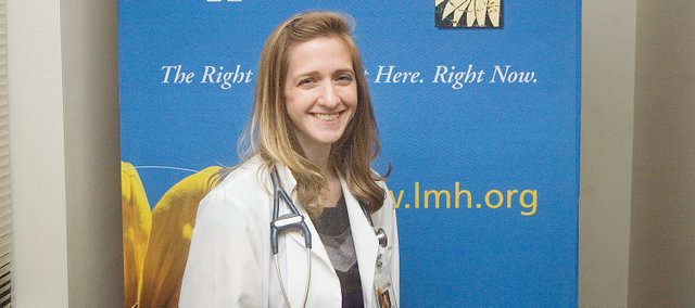 Elizabeth Beal joined Family Medicine of Tonganoxie on  Aug. 17.
