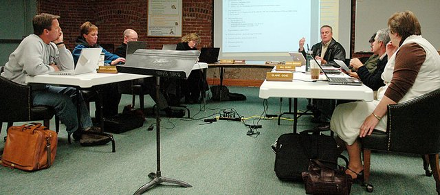 The Baldwin School Board approved $359,944 worth of budget cuts at Monday's meeting.