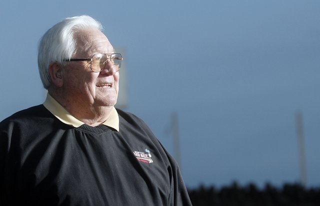 Legendary Baldwin High School football coach Merle Venable will have the sports complex around the high school named after him. The Baldwin School Board approved the motion at its Aug. 9 meeting.