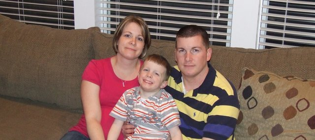 Michelle and Tom Seibel and their 4-year-old son, Cole, have planned a fundraising event to benefit Sudden Infant Death Syndrome. The Seibels lost their 9-month-old daughter, Lillie, in April 2009 to SIDS.