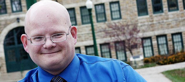 Rex Prior was first diagnosed with testicular cancer at age 8. The Baker University student had a recurrence of the cancer in 2008 when it returned at stage IV. Since that time, Prior has been living his life around medical procedures, treatments and part-time jobs.