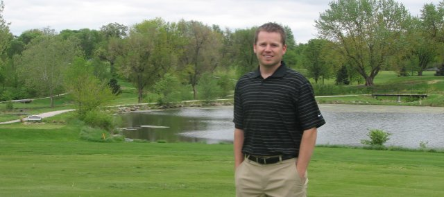 Jake Farrant is the new general manager at Leavenworth Country Club. The country club was recently taken over by GreatLife Golf and Fitness and is undergoing some major renovations.