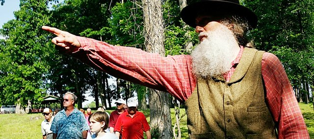 The 154th anniversary of the Battle of Black Jack will be celebrated Saturday east of Baldwin City. For the first time ever, there will be reenactments of the pre-Civil War battle.