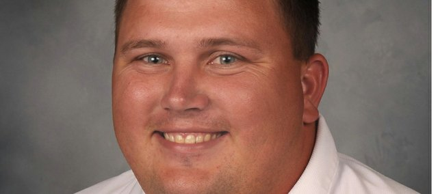 James Hartshorn, a Tonganoxie High School and recent Kansas State University graduate, was hired as Leavenworth County Extension agriculture agent.