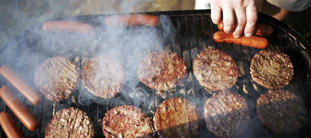 Burgers, hot dog and more on the grill mean summertime, especially on Father&#39;s Day, but there are safety issues to be aware of when grilling out.