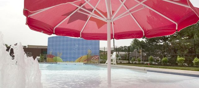 The swimming pool long has been a place where people go to beat the summer heat. With summer officially here, temperatures in the 90s and the heat index into the 100 range, the National Red Cross warns people of dangers of heat and how to beat it.