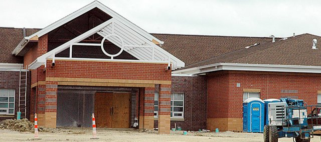 Incoming Baldwin City third graders will be attending the new Baldwin Elementary School Primary Center this school year.
