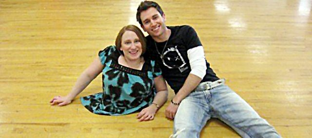 Baker graduate JoAnne Fluke and her dance partner Brandon White were featured on the TLC channel Sunday night.