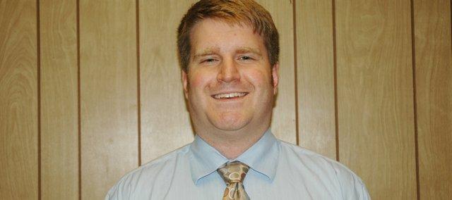 Matt Erickson, new Basehor Sentinel reporter