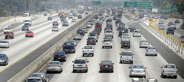 More people are expected to take to the roads thsi weekend for the Labor Day Weekend. AAA Auto Club estimates 34.4 million people will travel and 91 percent of them will be going by car.