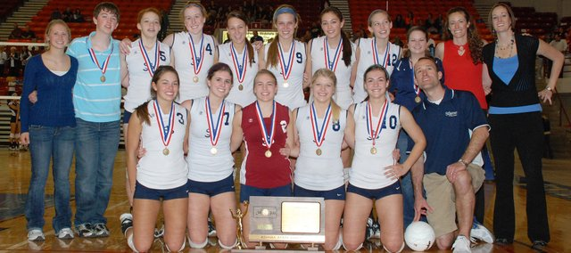 St. James Academy posted a 44-1 record and won its third straight Class 4A state championship.