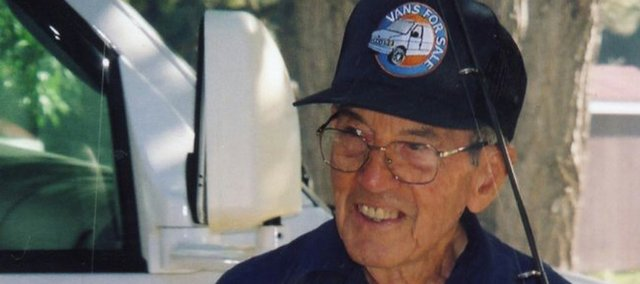"Roy ""Scott"" Goble, a former business owner in Bonner Springs, died Oct. 29, one day shy of his 96th birthday."