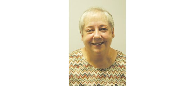Kathy Haworth is ending a 30-year secretarial career at Kansas City Kansas Community College.