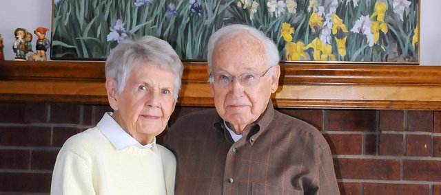 Ruth Ann and Don Nutt will be honored at the Baldwin Community Arts Council's 23rd annual Chocolate Auction for their support of local artists through the years and as a Valentine's Day acknowledgment of their 68 years of marriage. Doors to the Lumberyard Arts Center will open at noon Sunday for the auction and the live auction will start at 1 p.m.