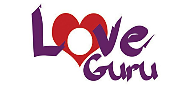 Ajay Sood of Shawnee created loveguru.us, a zodiac-based matchmaking business. His mission is bringing people from all cultures together to find love, and his website features this logo.