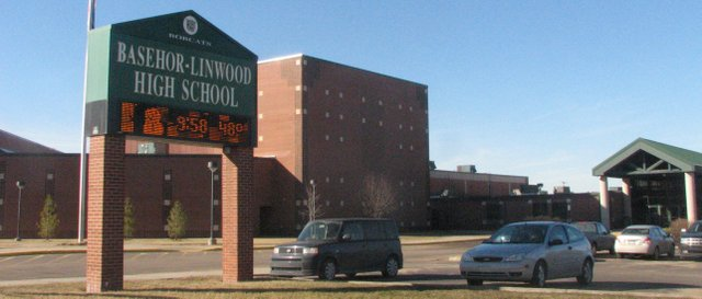 Basehor-Linwood High School is located at 2108 N. 155th St. in Basehor.