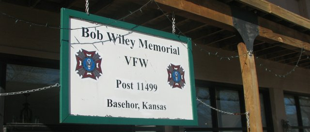 The Basehor VFW Post 11499 is located at 2805 N. 155th St. in Basehor.