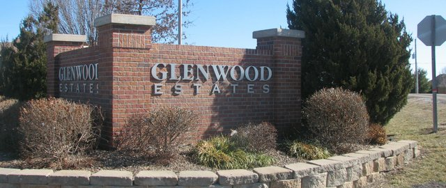 The Glenwood Estates subdivision is south of Basehor, off of 158th St.