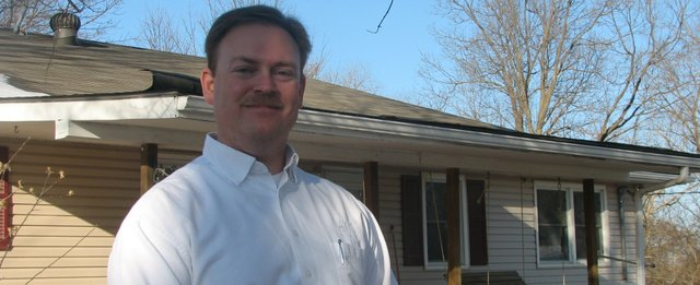Jeff Tindell is running for the at-large seat on the Basehor-Linwood school board in the April 5 election.