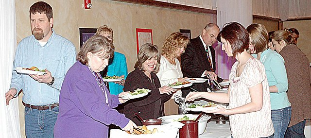 The Baldwin Education Foundation will hold its fifth annual luncheon at noon March 10 at Stony Point Hall.